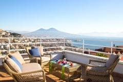 La Dimora, La Mansarda sul Golfo - Napoli