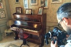 Suite Caruso Hotel Excelsior Vittoria - Pianoforte dove Lucio Dalla scrisse la canzone Caruso