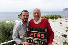 LuigiScaglione e Gerardo Gargiulo ciak di FFSS
