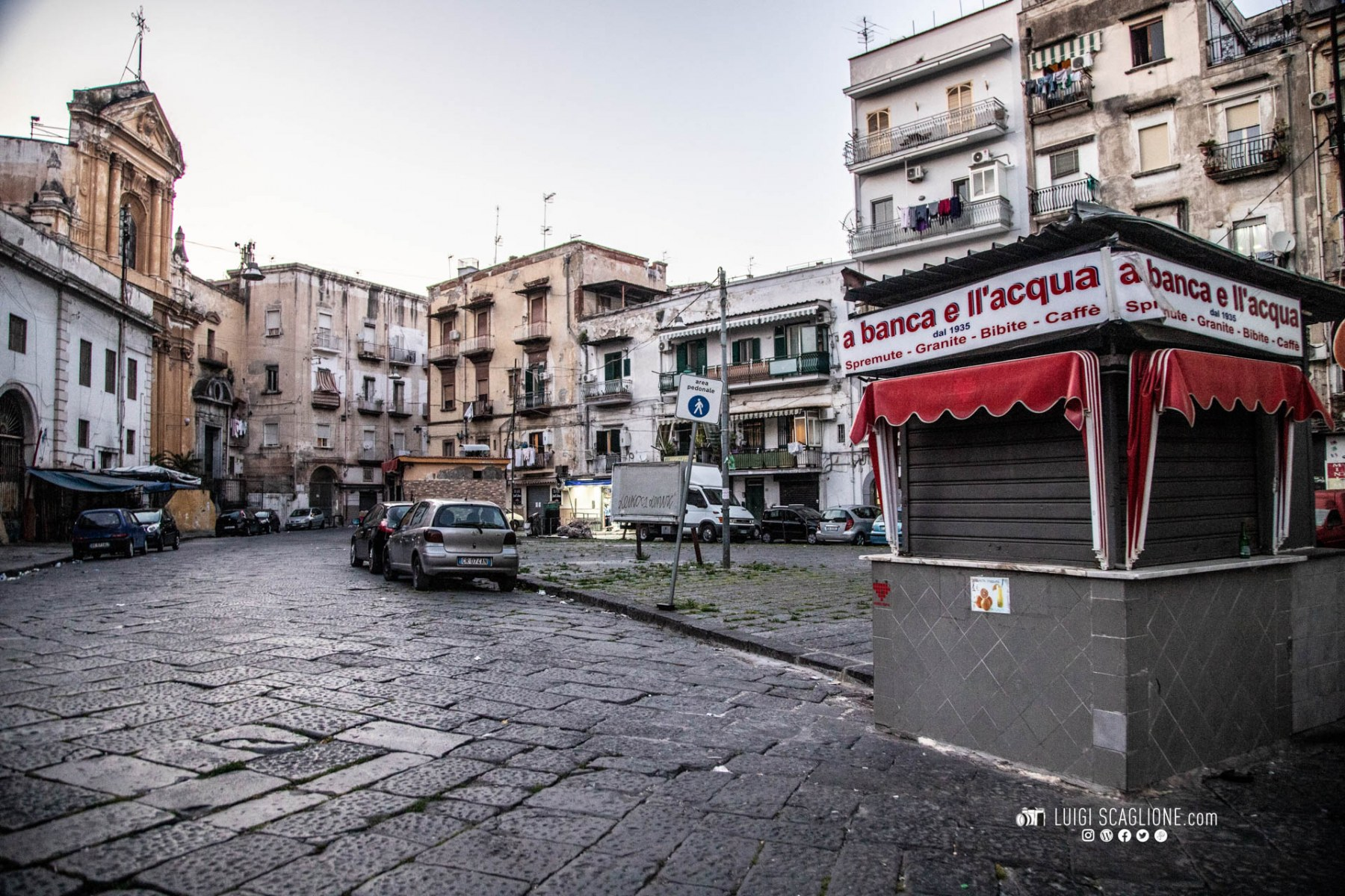 Borgo S. Antonio Abbate