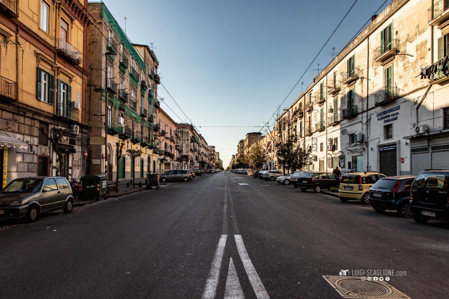 Corso Secondigliano