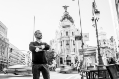 Luigi Scaglione - Madrid